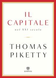 Il capitale nel XXI secolo - copertina
