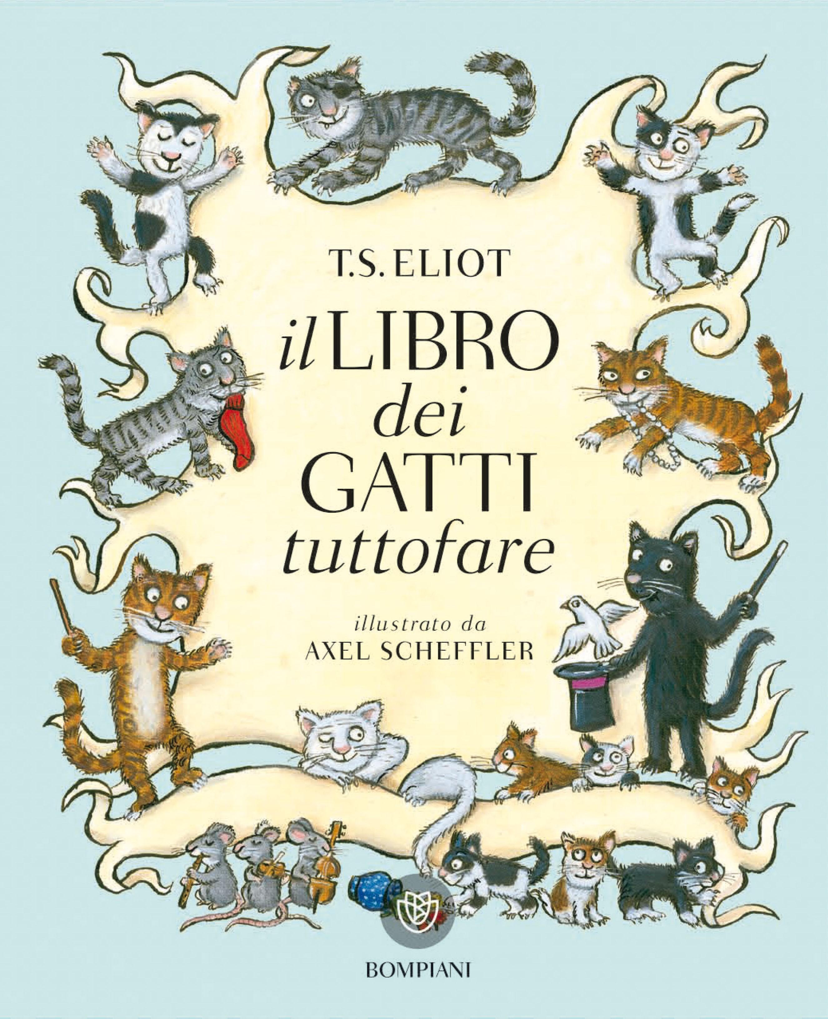 Risultati immagini per il libro dei gatti tuttofare