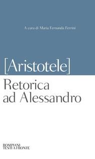 Retorica ad Alessandro - copertina