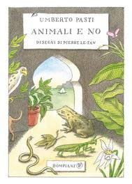 Animali e no - copertina