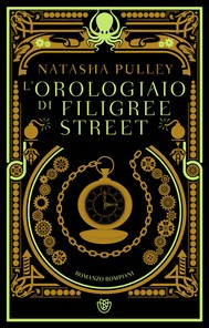 L'orologiaio di Filigree Street - copertina