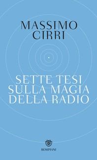 Sette tesi sulla magia della radio - Librerie.coop