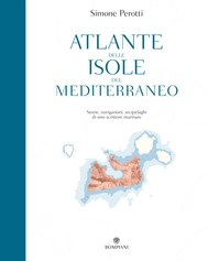 Atlante delle isole del Mediterraneo - copertina