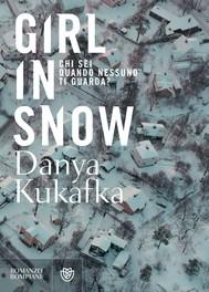Girl in Snow (edizione italiana) - copertina