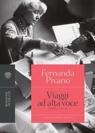 Viaggi ad alta voce (1968-1979) - Librerie.coop