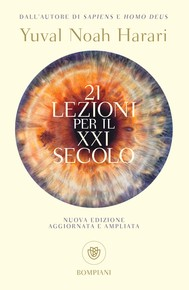 21 lezioni per il XXI secolo - copertina