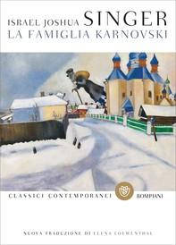 La famiglia Karnovski - Librerie.coop