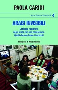 Arabi invisibili - copertina