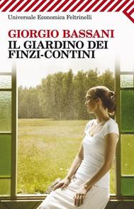 Il giardino dei Finzi-Contini - copertina