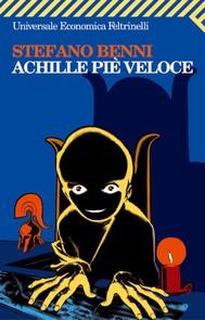 Achille piè veloce - copertina