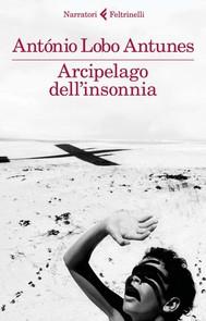 Arcipelago dell'insonnia - copertina