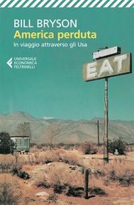 America perduta - copertina