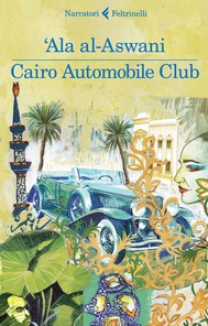 Cairo Automobile Club - copertina