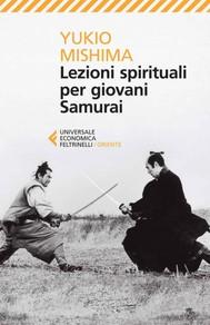Lezioni spirituali per giovani Samurai - copertina