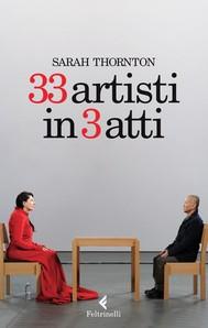 33 artisti in 3 atti - copertina