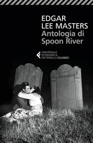 Antologia di Spoon River - copertina