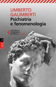 Psichiatria e fenomenologia - copertina
