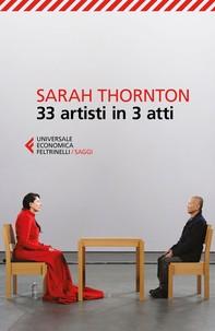 33 artisti in 3 atti - Librerie.coop