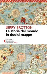 La storia del mondo in dodici mappe - copertina