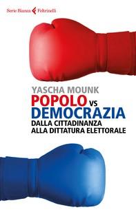 Popolo vs Democrazia - Librerie.coop