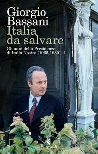 Italia da salvare - Librerie.coop