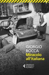 Miracolo all'italiana - Librerie.coop
