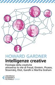 Intelligenze creative - copertina