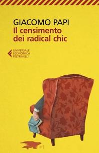 Il censimento dei radical chic - Librerie.coop