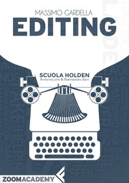 Editing - copertina