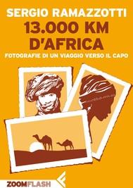 13.000 km d'Africa - copertina