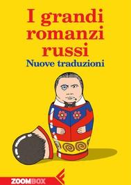 I grandi romanzi russi - copertina