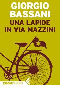 Una lapide in via Mazzini - Librerie.coop