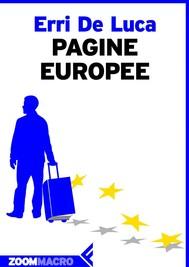Pagine europee - copertina