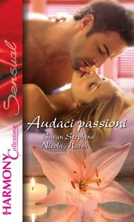 Audaci passioni - copertina