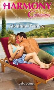 Alchimia d'amore - copertina