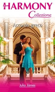 Accordo greco - copertina