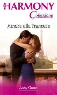 Amore alla francese - copertina
