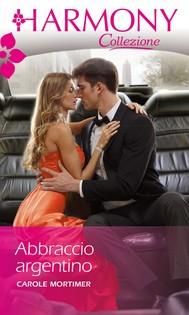 Abbraccio argentino - copertina