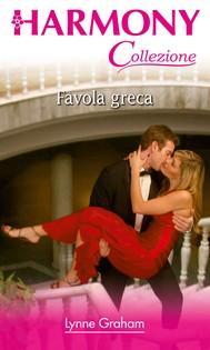 Favola greca - copertina