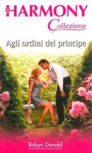 Agli ordini del principe - copertina