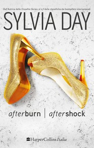 Afterburn/aftershock - copertina