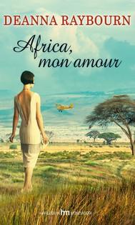 Africa, mon amour - copertina