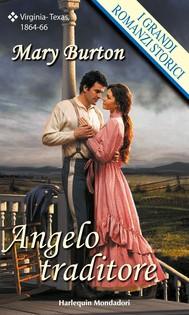 Angelo traditore - copertina