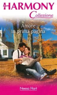 Amore in prima pagina - copertina