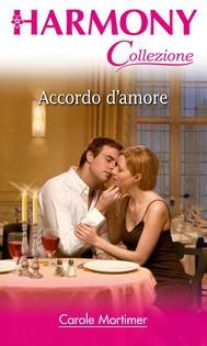 Accordo d'amore - copertina