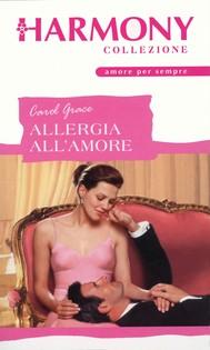 Allergia all'amore - copertina