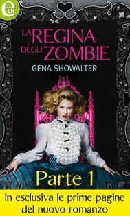 La regina degli Zombie - Parte prima - copertina