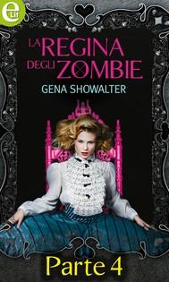 La regina degli Zombie - Parte quarta - copertina