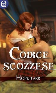 Codice scozzese - copertina