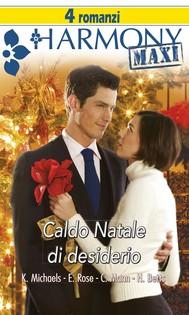 Caldo Natale di desiderio - copertina